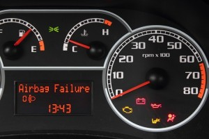 airbag probleem