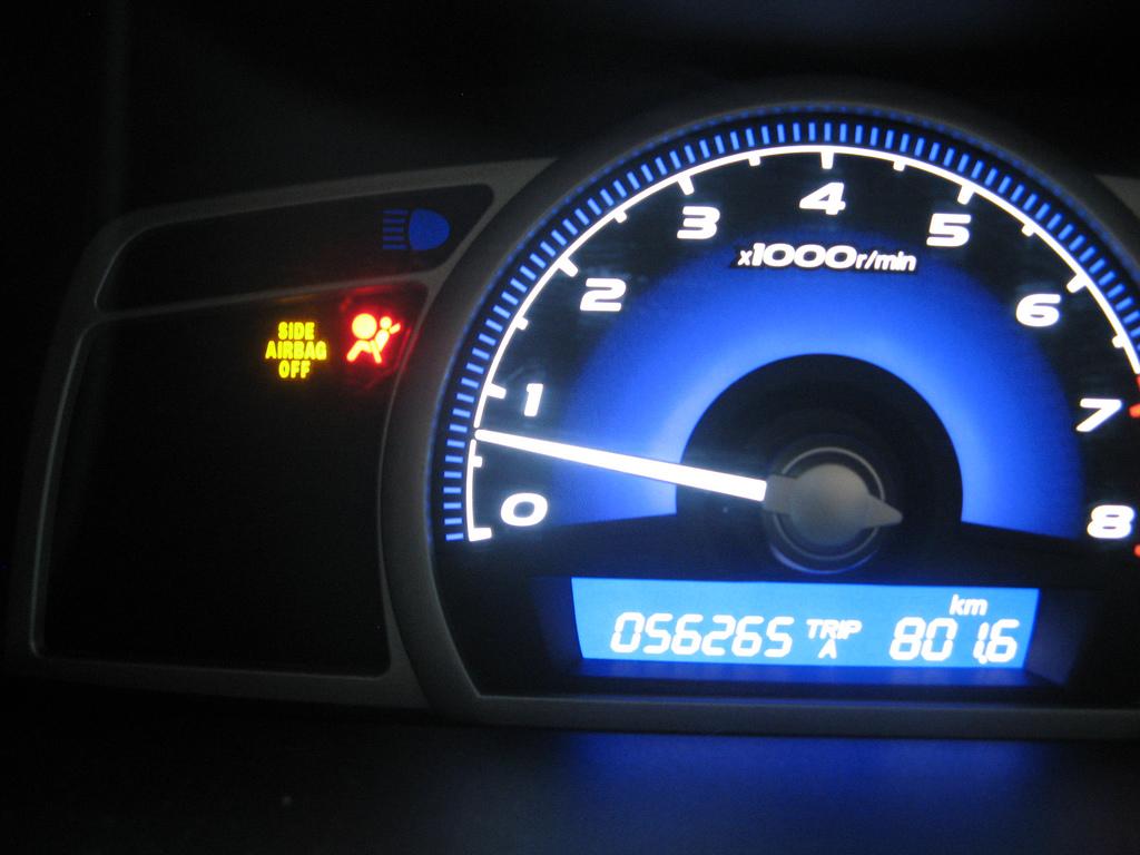 2000 Honda Civic Srs Light Stays On Www Lightneasy Net